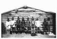 108 Grass Dancer, Fort Yates, Dakota Territory