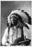 116 Red Cloud, Makhpia-sha, Oglala Sioux Chief