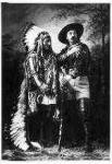 Poster Sitting Bull And Buffalo Bill