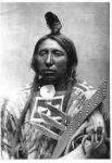 "137 Spotted Eagle, Wa ma laga lisca"", Sioux Chief"""