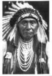 """244 Joseph, Hanmaton Yalatkit"""" Nez Perce Chief"""""""