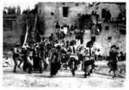 272 Buffalo Dance At Hano First Mesa, Hopi 1921