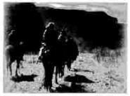 280 The Vanishing Race Navajo 1904