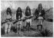 325 Geronimo´s  Band, Chiricahua Apache