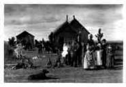 504 Homesteaders -  Dakota Territory ca. 1888