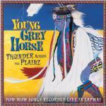 Young Grey Horse - Thunder Across the Plainz