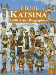 American Indian Art Book: Hopi Katsina