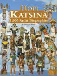 American Indian Art Book: Hopi Katsina