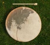 40 cm indianische Rahmentrommel -  Handtrommel