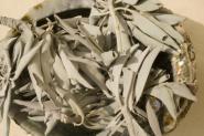 White Sage Leaf 1 LB - Weiße Salbei Blätter SparAngebot