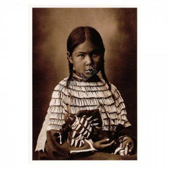 097 Cheyenne Maiden With Doll