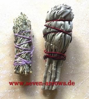 Basisset - 1 x Weißer Salbei und 1 x Wüstensalbei