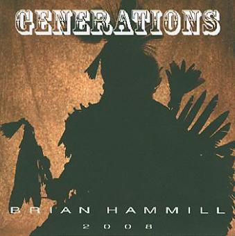 Brian Hammill - Generations