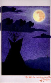 Moon When The Chokecherries Ripe