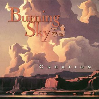 Burning Sky - Creation