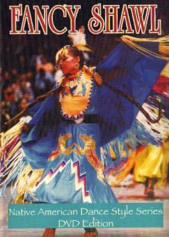 DVD Fancy Shawl Dance