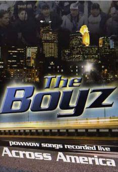 DVD The Boyz  – Across America