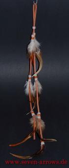 Federschmuck - Pueblo Indianer braun