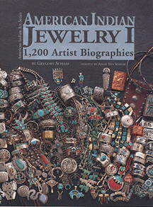 American Indian Art Book: Jewelry I
