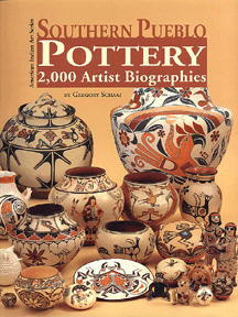 American Indian Art Book: Southern Pueblo Pottery