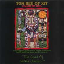 Tom Bee from XIT - Color Me Red