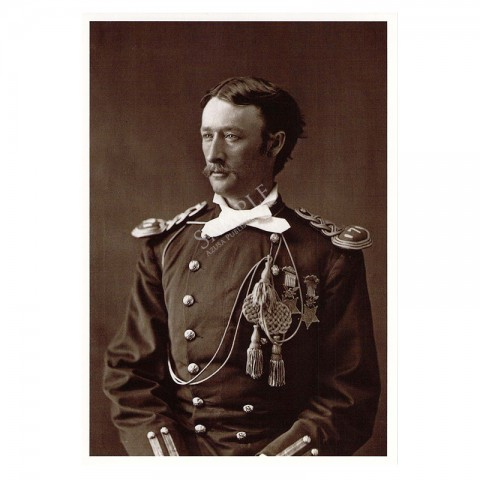 405 Captain Thomas W. Custer