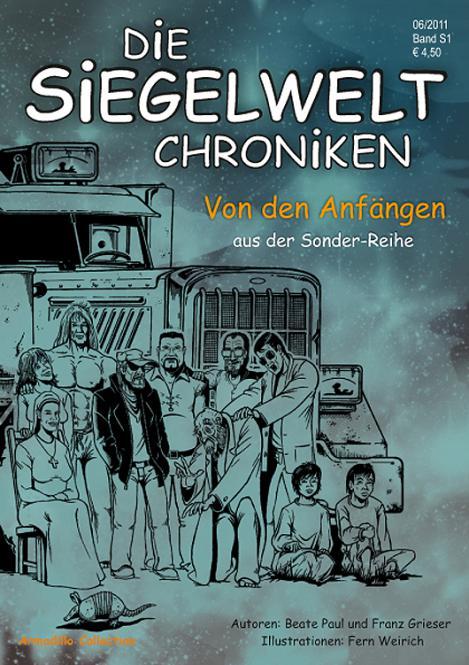 Die Siegelwelt Chroniken Sonderband S1 - Vor den Anfängen