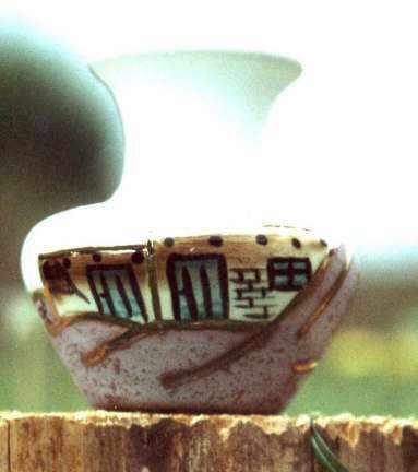 Vase Pueblodesign