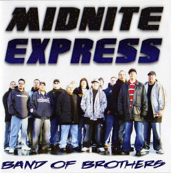 Midnite Express- Band of Brothers