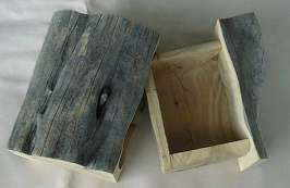 Zedernholzbox
