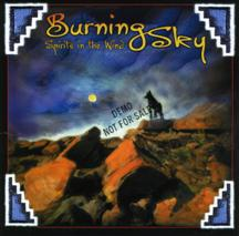 Burning Sky - Spirits In The Wind