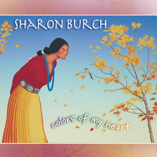 Sharon Burch - Colors of My Heart