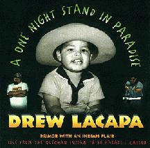Drew Lacapa - A One Night Stand In Paradise