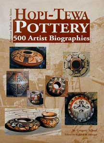 American Indian Art Book: Hopi-Tewa Pottery