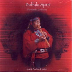 Fernando Cellicion - Buffalo Spirit
