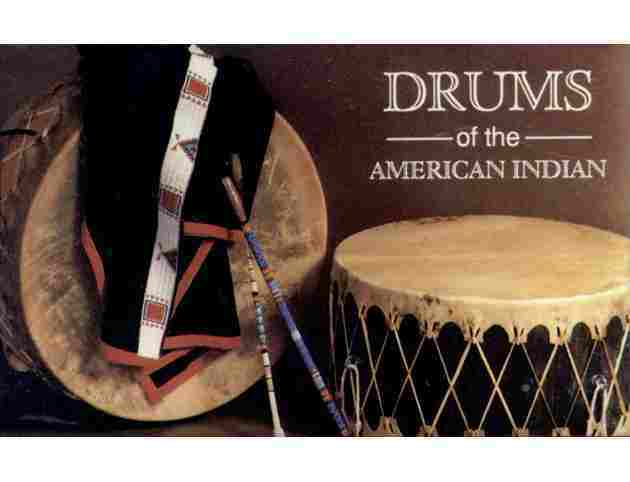 Millard Clark - Drums of the American Indian