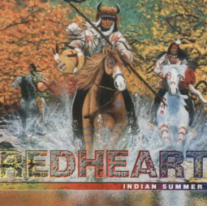 Redheart - Indian Summer