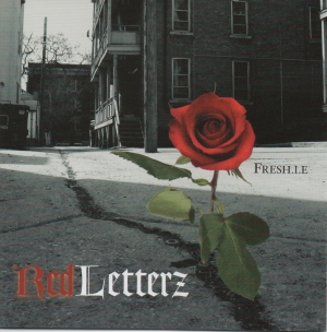 Fresh I.E. - Red Letterz