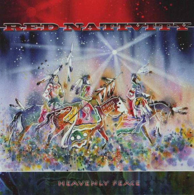 Red Nativity - Heavenly Peace