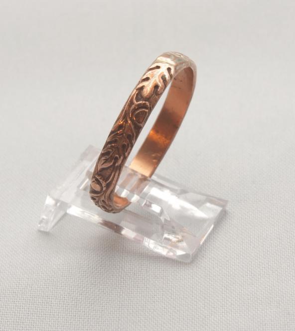 Navajo Kupfer Ringe